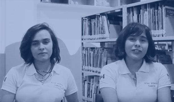 Depoimento Gabriela e Raquel