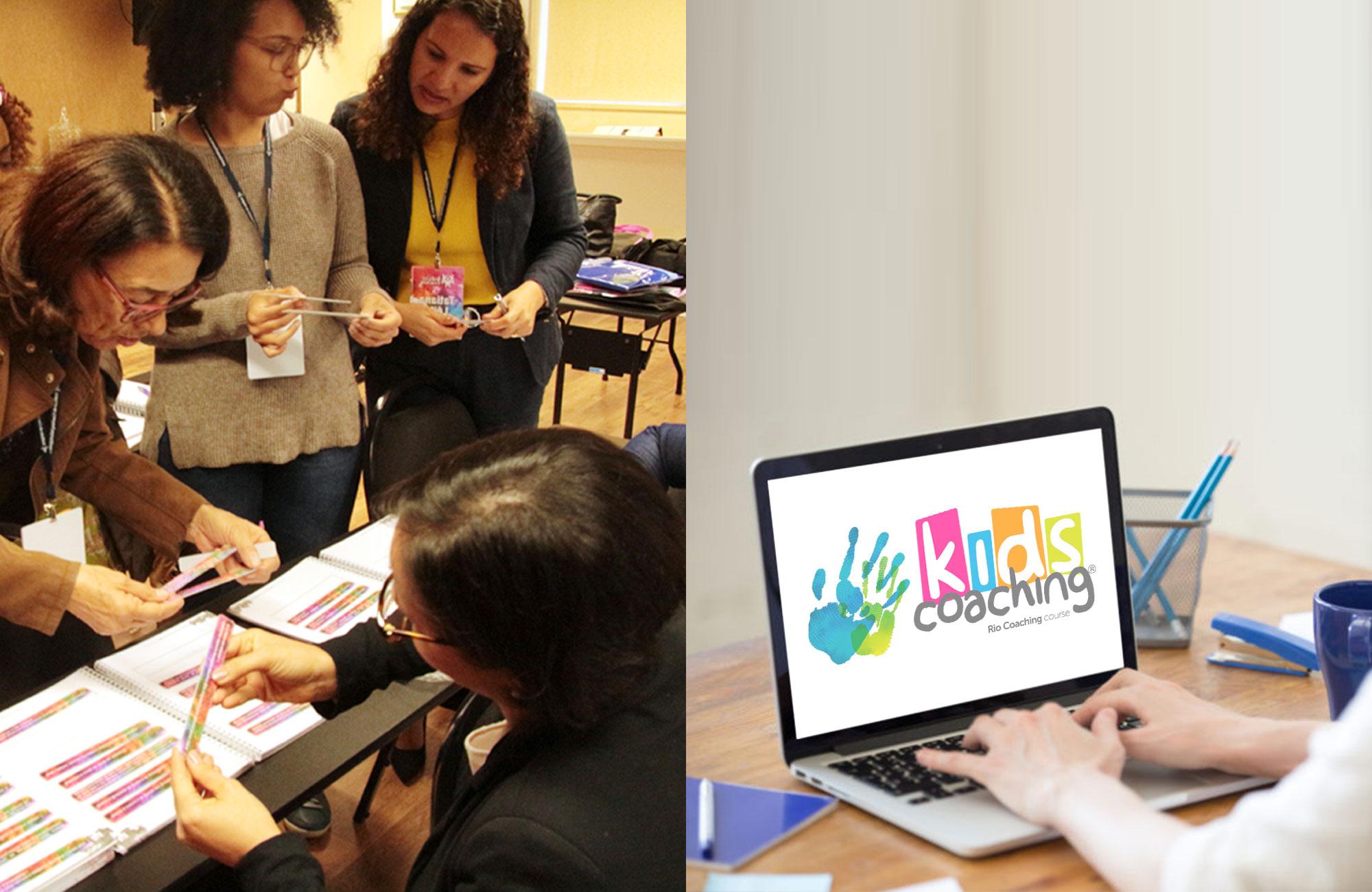 Programa de Formação Kids Coaching: Modalidade Online e Presencial