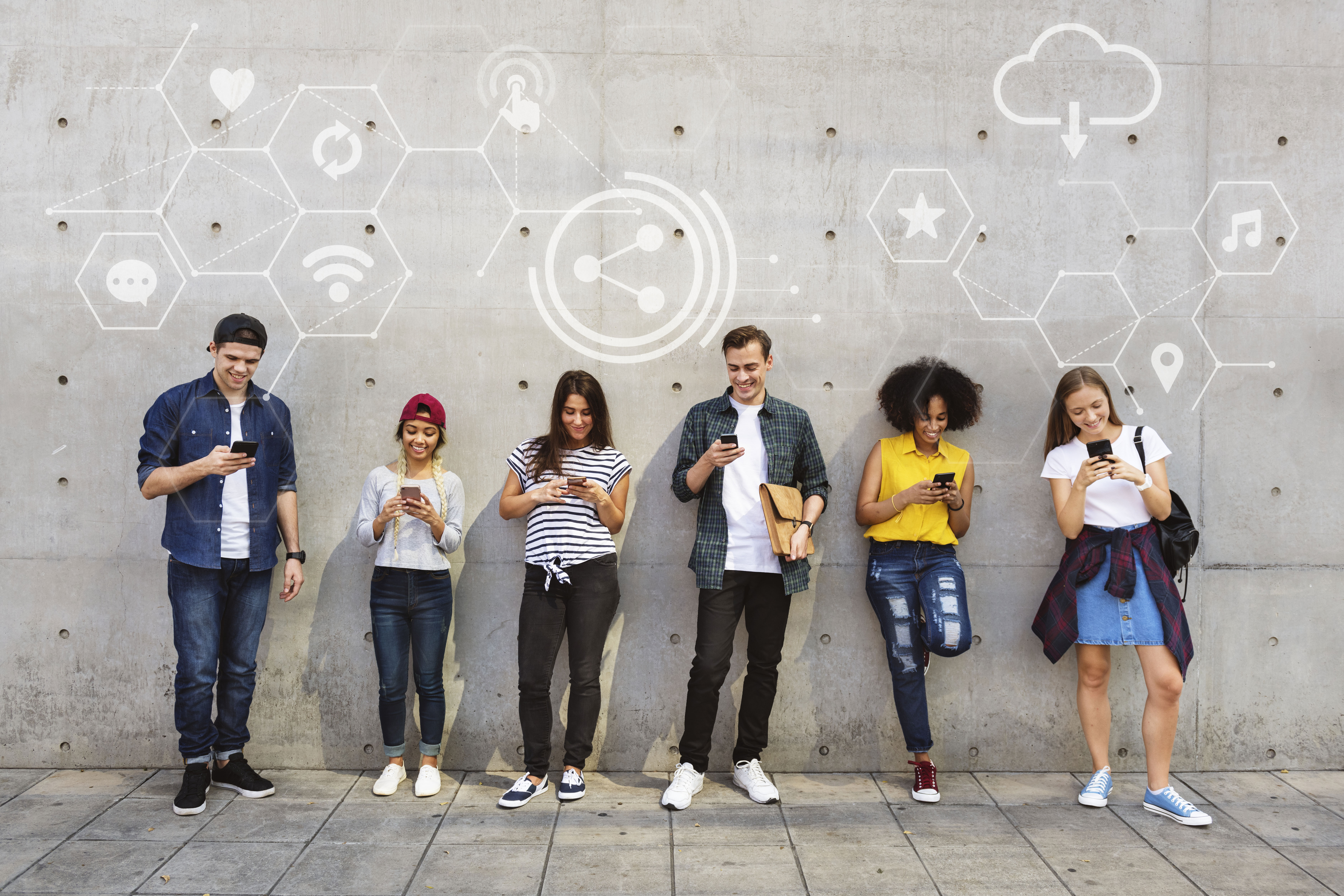 Como tornar saudável o uso de redes sociais na adolescência?